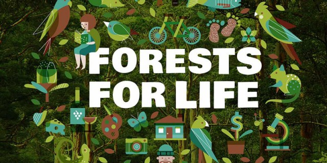 Forests for Life © 2018 WA Forest Alliance